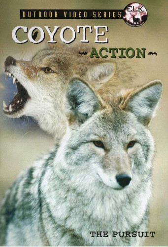 COYOTE ACTION DVD