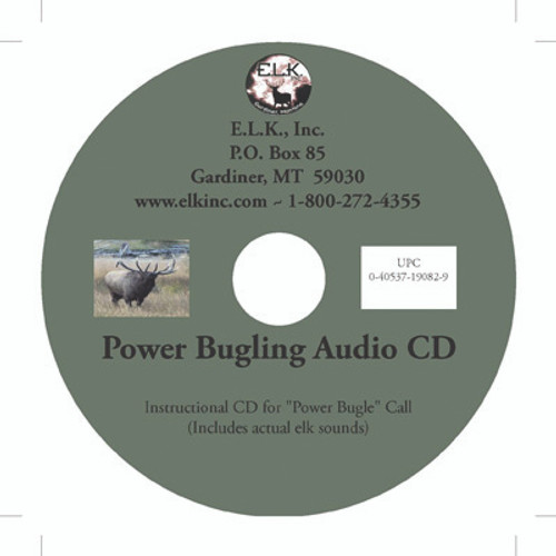 POWER BUGLING INSTRUCTIONAL CD