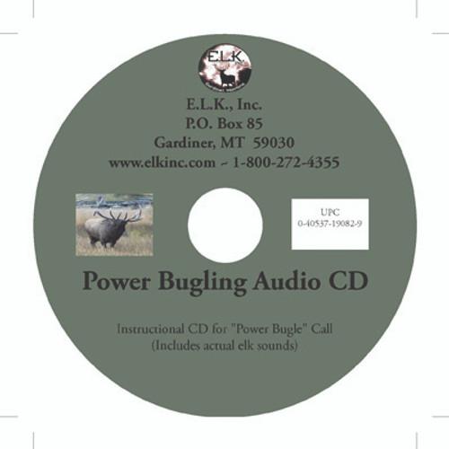 POWER BUGLING INSTRUCTIONAL CD