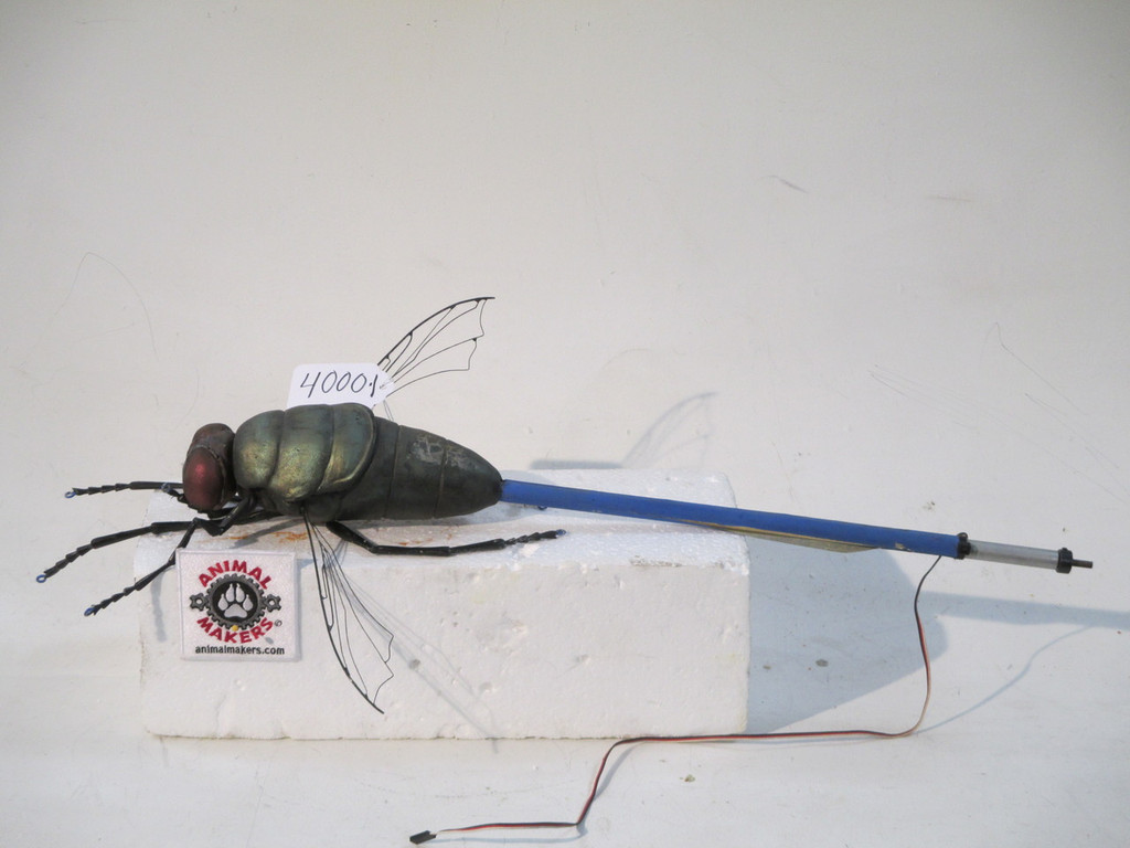 Realistic Overscale Fly Prop