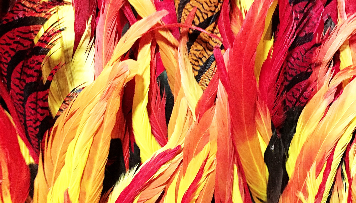 BELLAGIO: 2017 Year of the Rooster Display