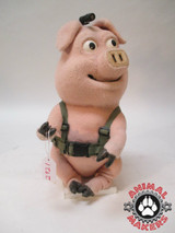 Animated Pig Character Hand Puppets
