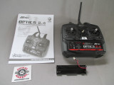 Hitec OPTIC 5 2.4 5ch 2.4GHz Radio Control System