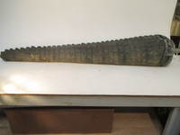 Alligator Crocodile Tail Movie Prop