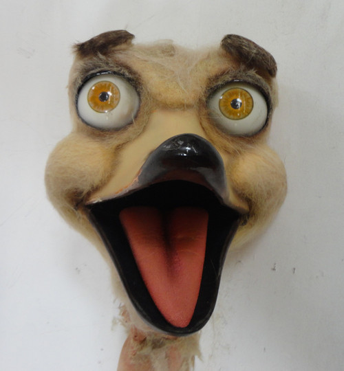 Ostrich Character Costume Head