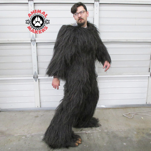 Bigfoot Yeti Sasquatch costume