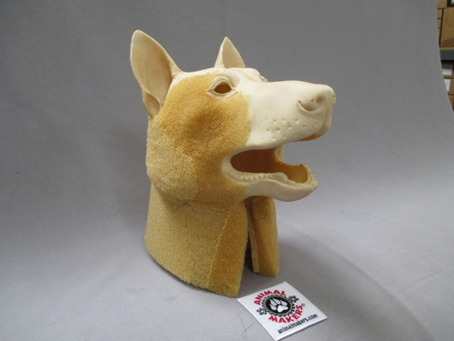 wolf face mask for animatronic core