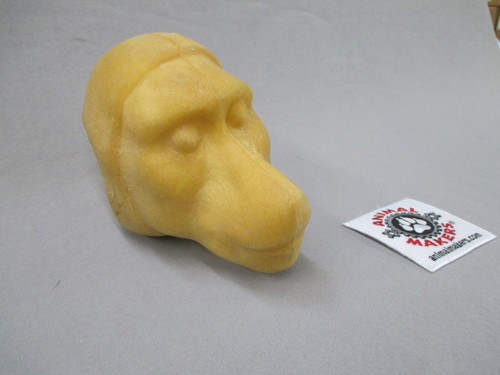 Soft Foam Baboon Head Small
