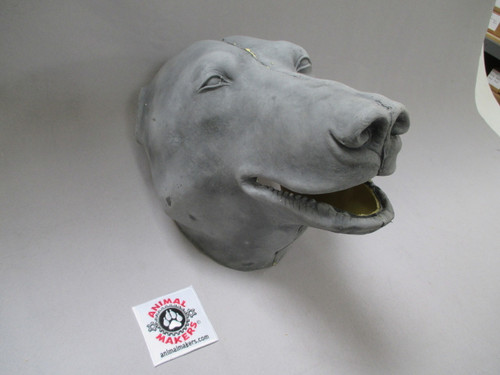 Realistic Bear Face Mask- to cover animatronic core, or as a mask for bear suit.