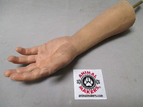 Human Left Hand- Silicone
