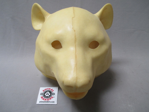 Realistic Giant Panda Costume Head- Hollow Foam