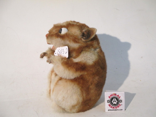 Hamster Character Hand Puppet