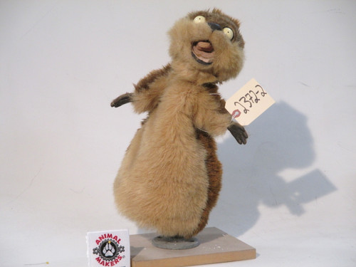 Gopher Character Puppet
