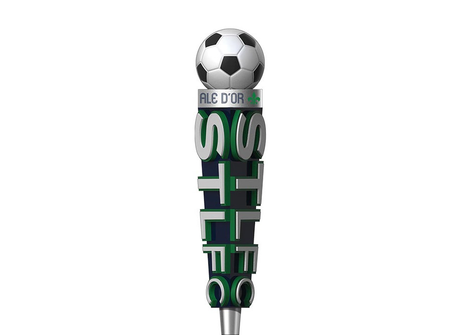 STLFC ORNATE TAP HANDLE