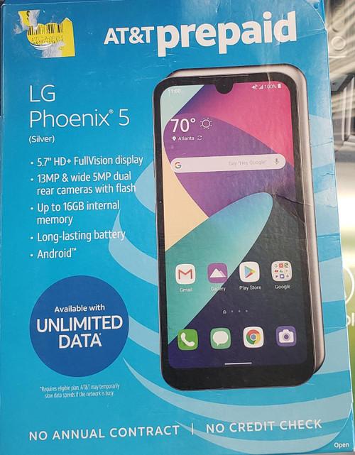 LG Phoenix 5