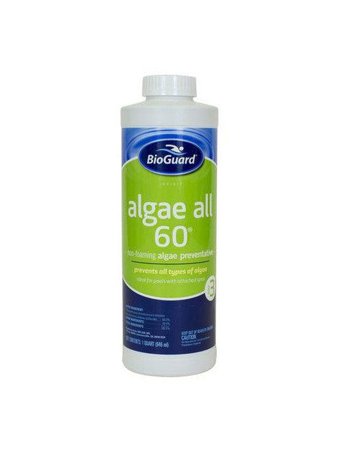 BioGuard - Qt Algae All 60 Bg