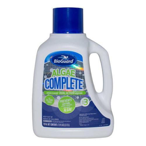 BioGuard - ALGAECIDE, Algae Complete 72 oz