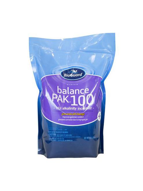 BioGuard - ALKALINITY TOTAL, Balance Pak 100, 25 LB.