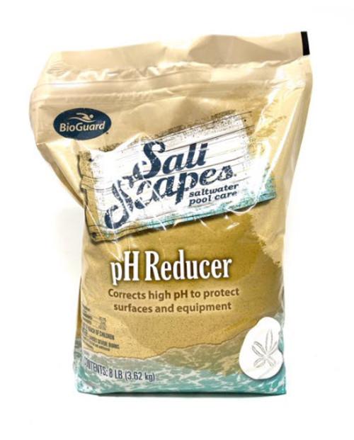 BioGuard - PH DECREASER, Saltscapes pH Reducer 8lb