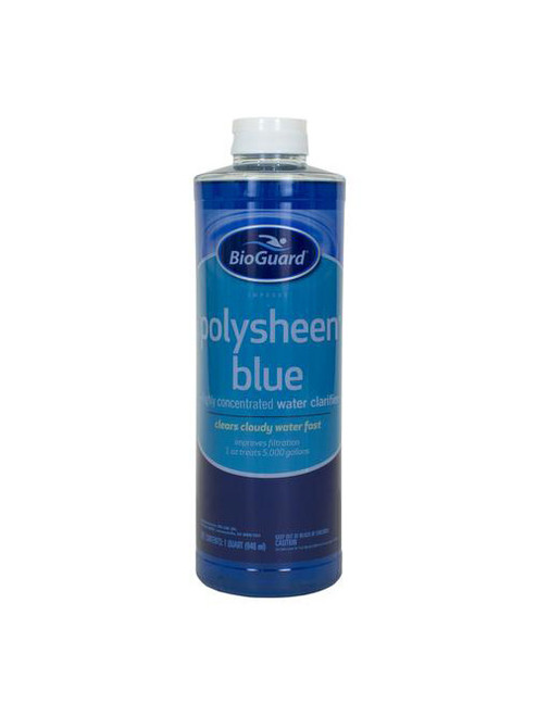 BioGuard - CLARIFIER, Polysheen Blue Qt