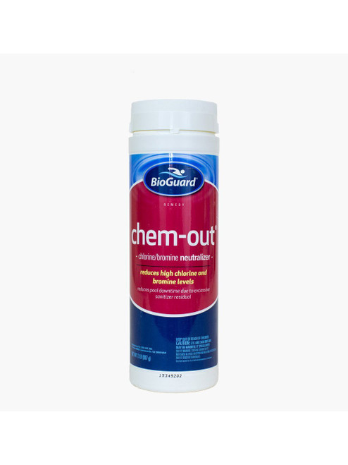 BioGuard - STAIN CONTROL, Chem-Out Chlorinated Neutralizer