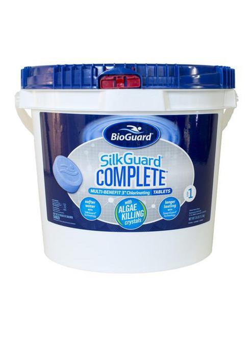 "BioGuard - CHLORINE, SilkGuard Complete 25lb 3"" Chlorinating Tabs"