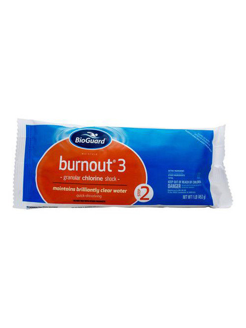 BioGuard - Shock, Burnout 3 1lb