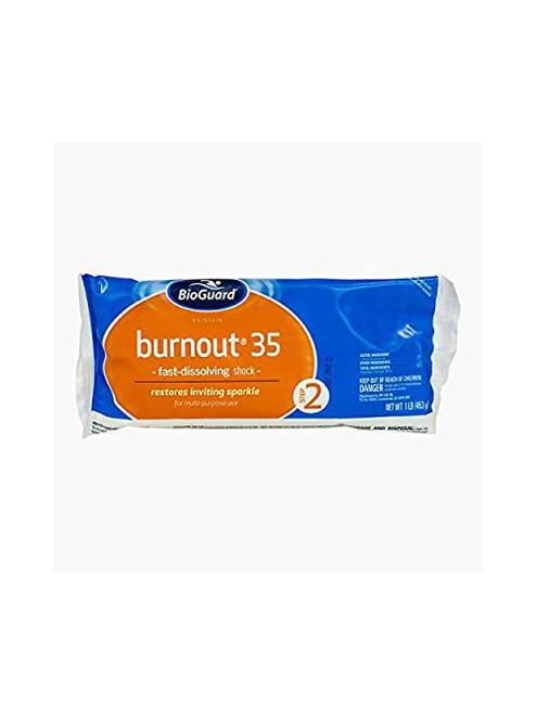 BioGuard - SHOCK, SINGLE BAG Burnout 35 Lithium 1lb
