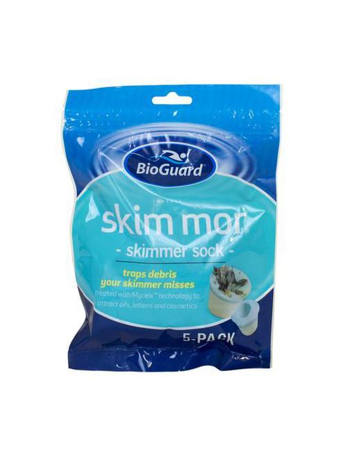 BioGuard - SKIMMER ACCESSORIES, Skim Mor Filter Sock 5pk