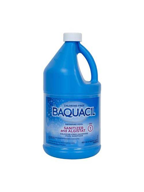 Baquacil  - Sanitizer & Algistat Bottle .5 Gallon