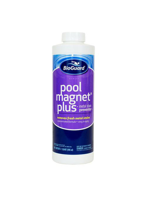 BioGuard - Pool Magnet Plus 1Qt