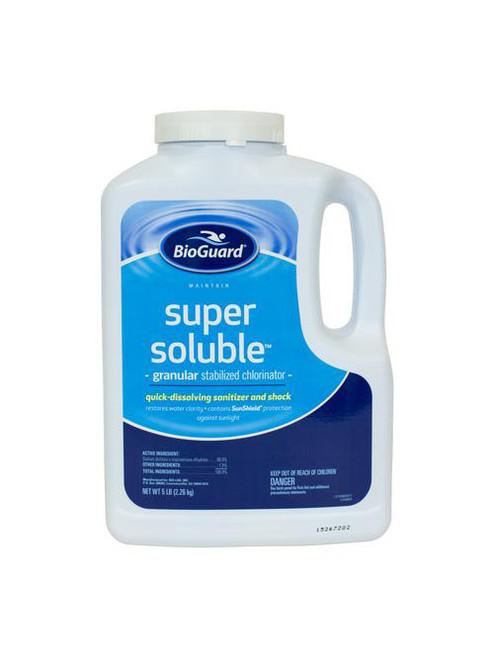 BioGuard - CHLORINE, Super Soluble 5LB