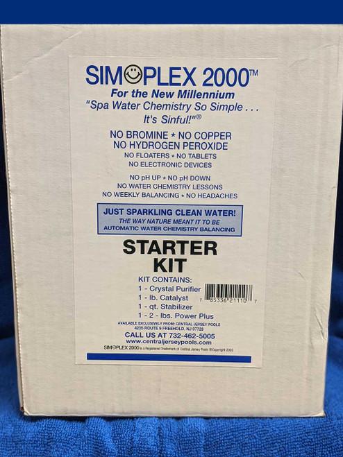 Simplex 2000, Starter Kit