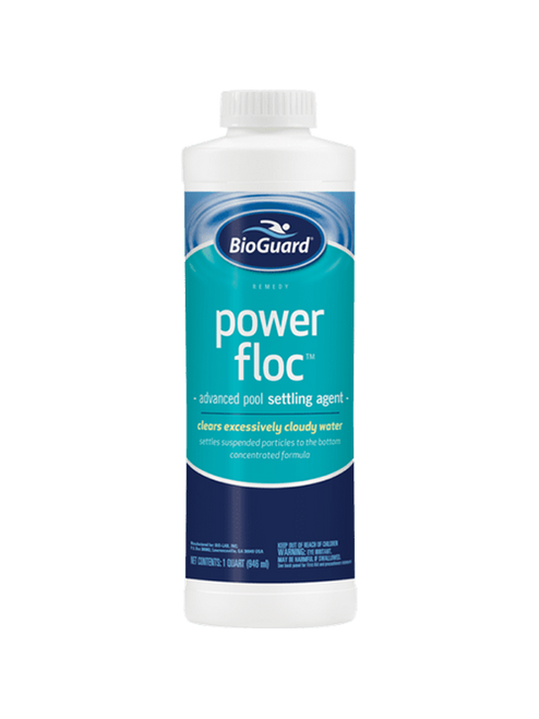 BioGuard - Power Floc 1qt