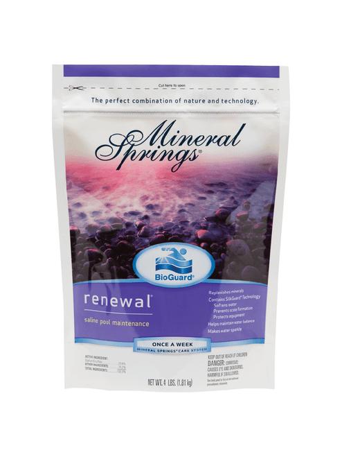 BioGuard - Mineral Springs, Renewal Bag 4LB