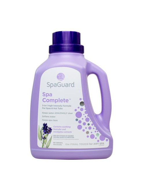 BioGuard - CLEANER, Spa Purge 1 LT