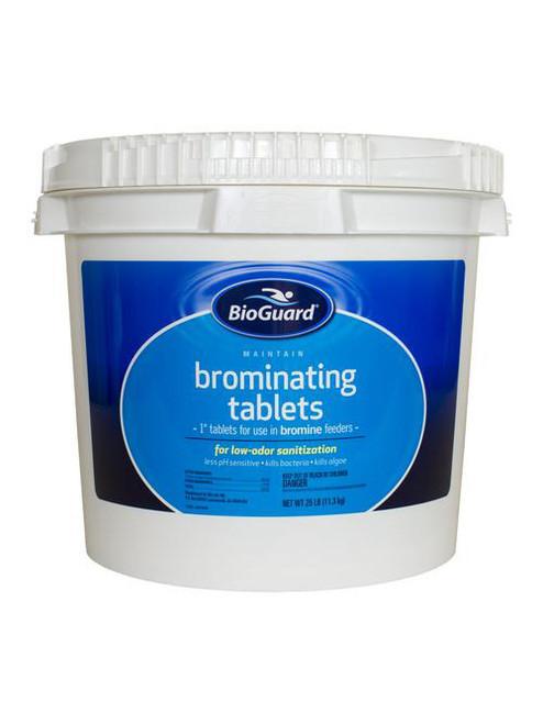 BioGuard - BROMINE, Tablets 25LB