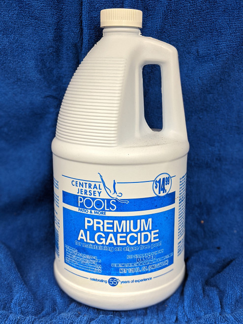 CJP - ALGAECIDE, Premium 1 Gallon