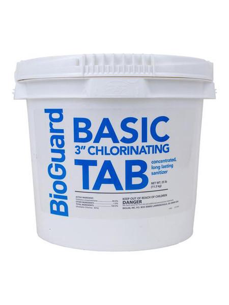 """BioGuard - Basic Tab  3"""" 25LB"""