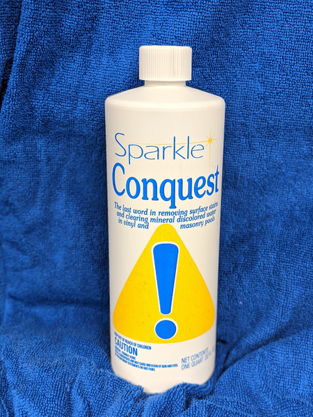 Conquest Metal Remover