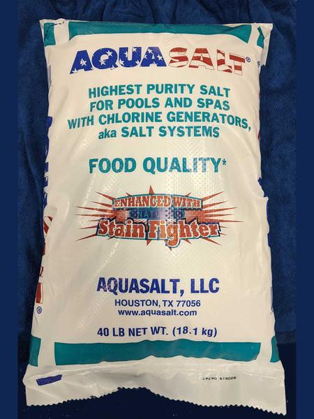 Salt 40LB - AquaSalt