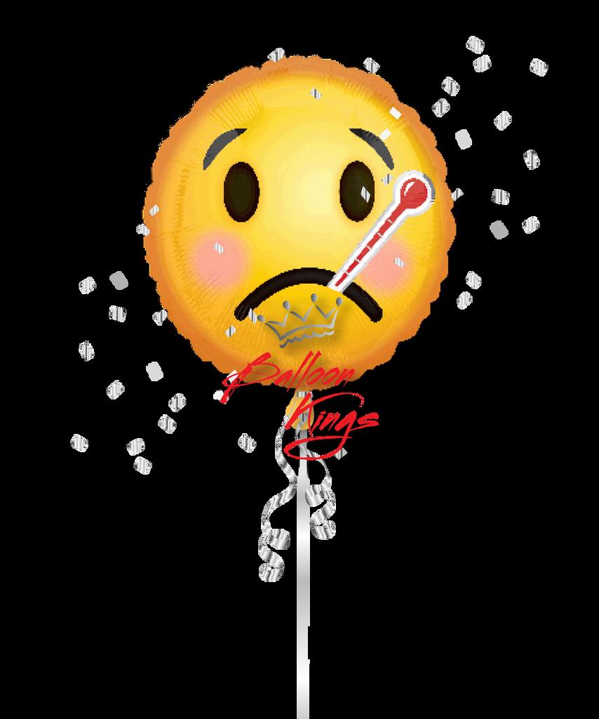 Emoji Get Well Soon