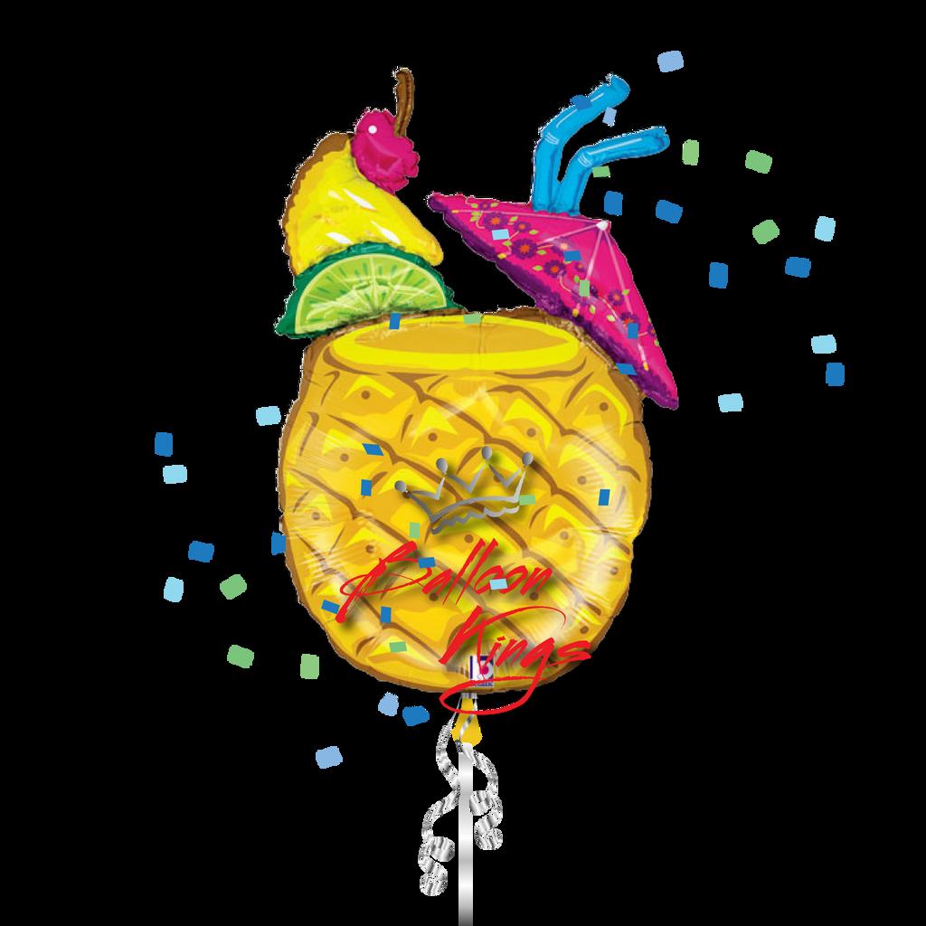 Tropical Drink Pineapple