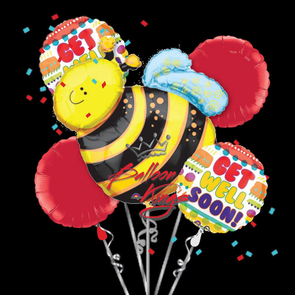 Bee Well Soon Bouquet