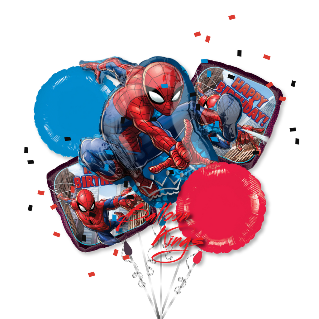 Spiderman Animated Bouquet