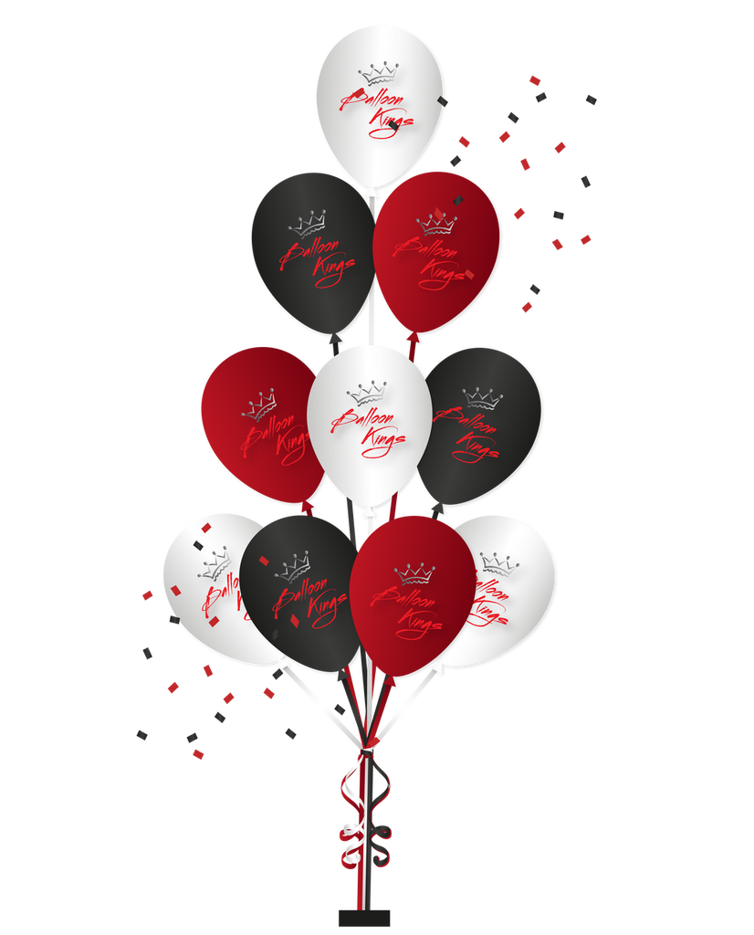 Trees of 10 Balloons