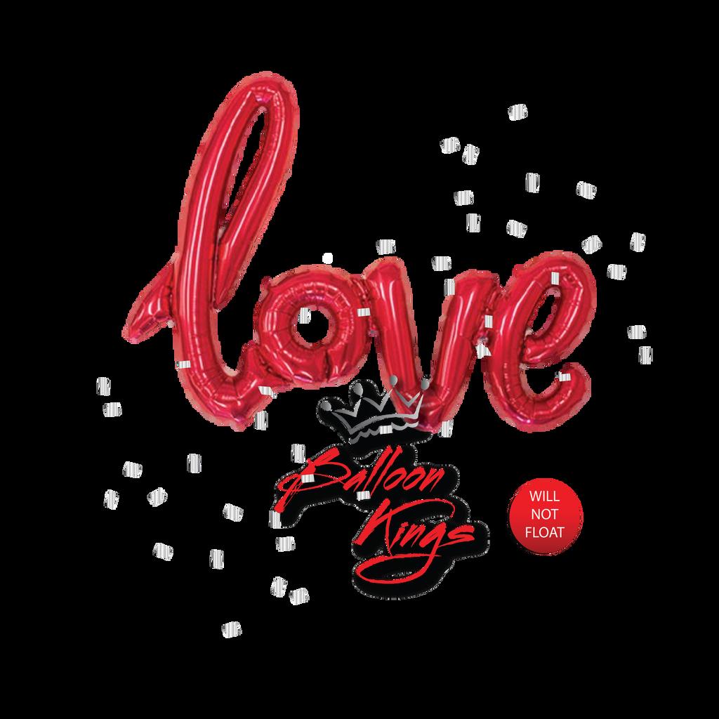 Love Script Red
