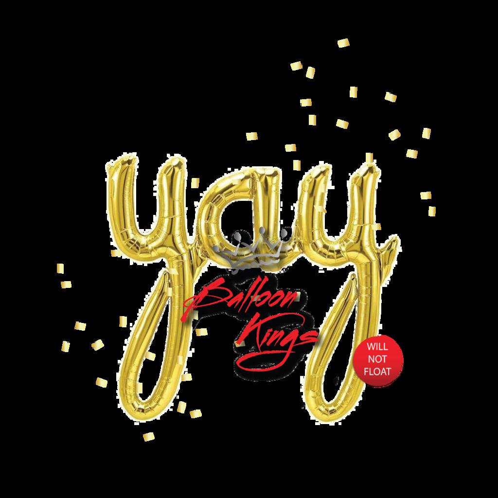 Yay Gold Script