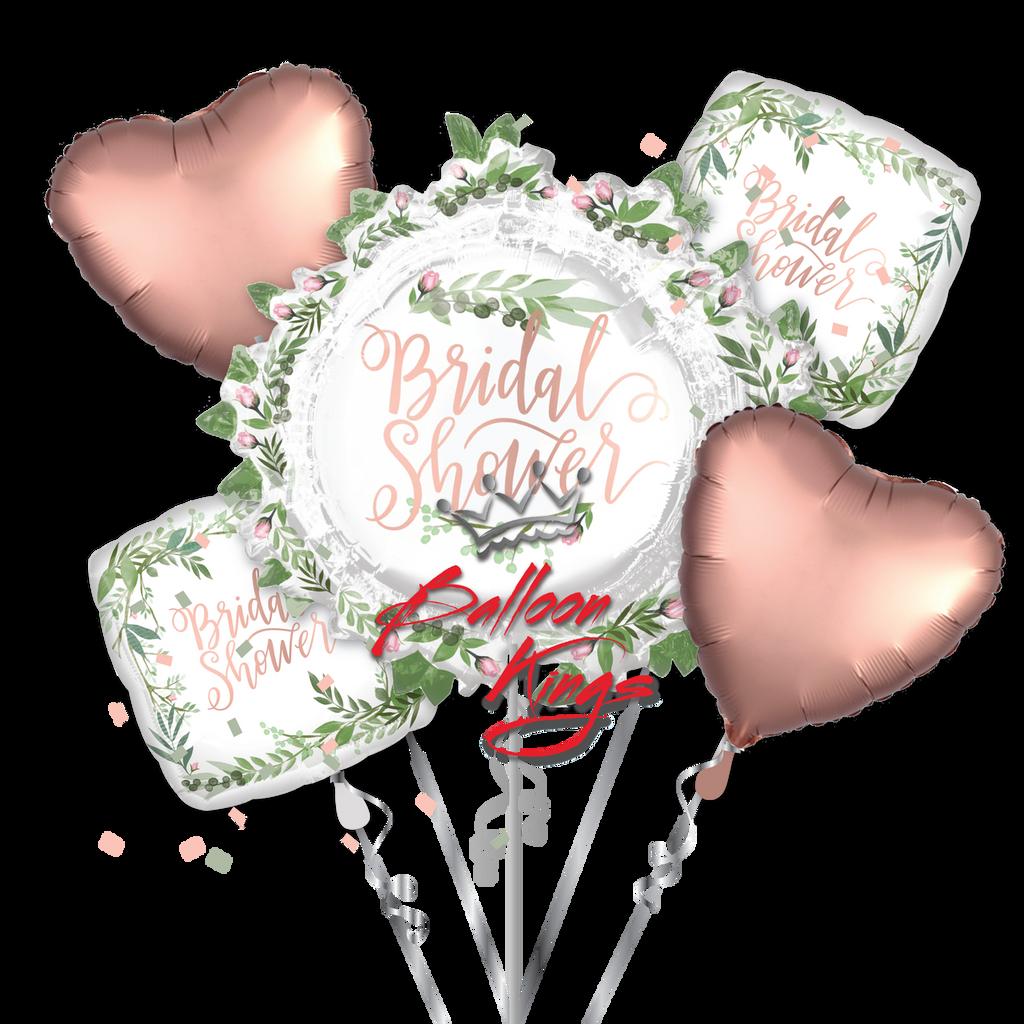 Love & Leaves Bridal Bouquet