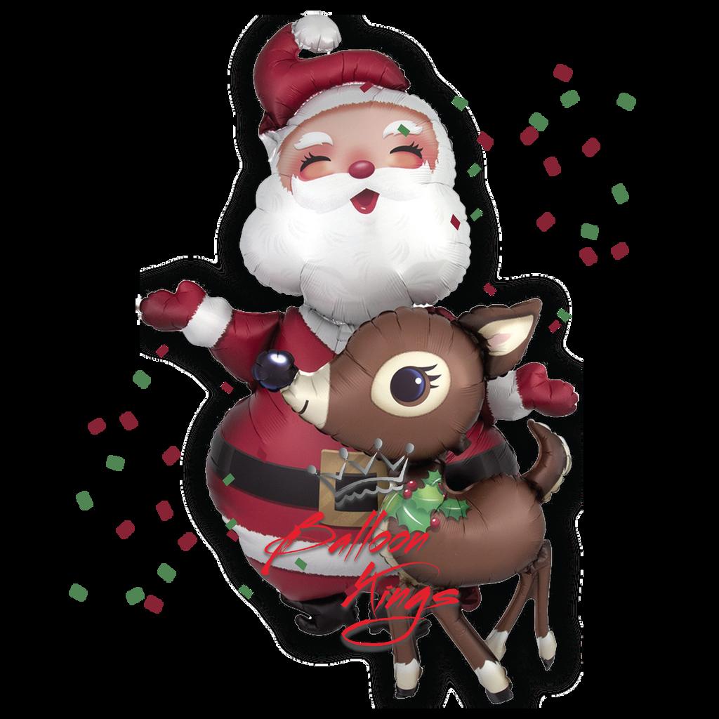 Santa Airwalker